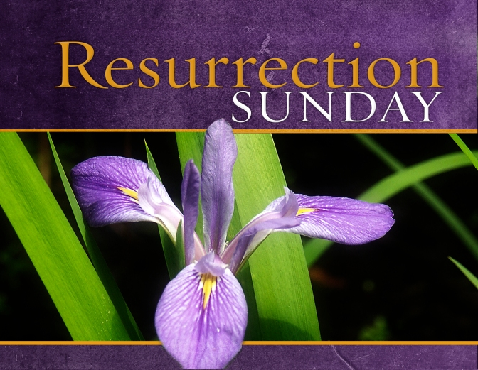 RESURRECTION/EASTER SUNDAY: Planned Before Creation